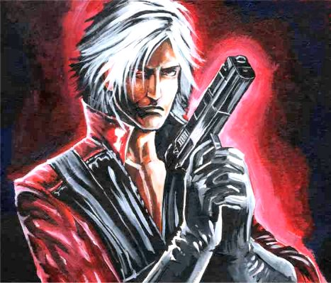 Devil May Cry Fanarts Rat3