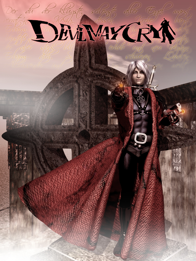 Devil May Cry Fanarts Shinhotai1