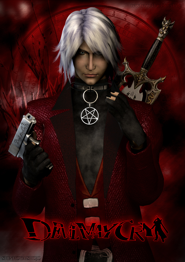 Devil May Cry Fanarts Shinhotai2