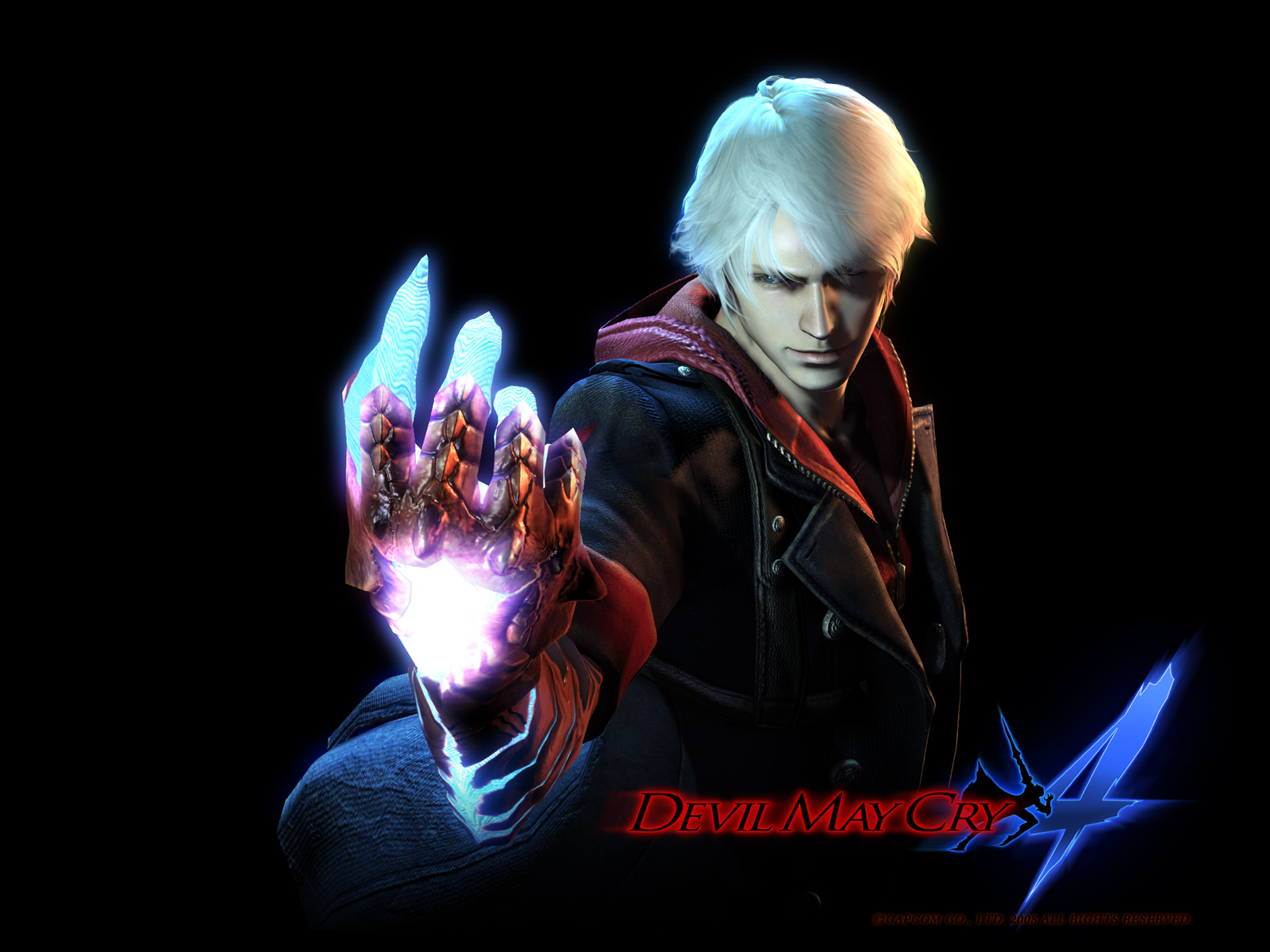 Devil May Cry Fanarts Dmc4wp11full