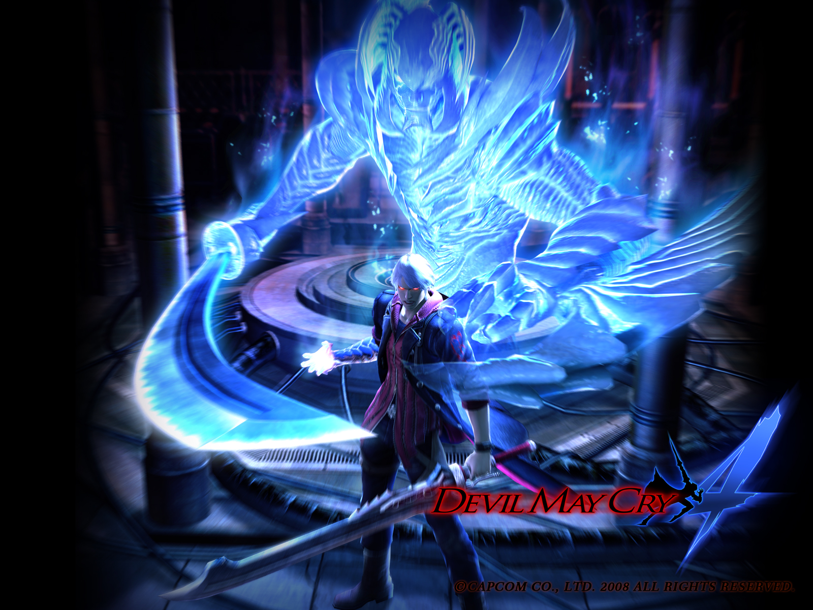 Devil May Cry Fanarts Dmc4wp1full