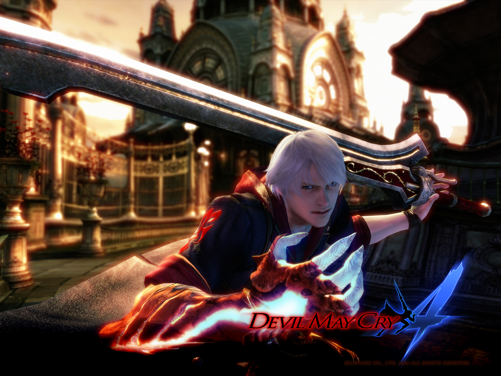 Devil May Cry Fanarts Dmc4wp2full