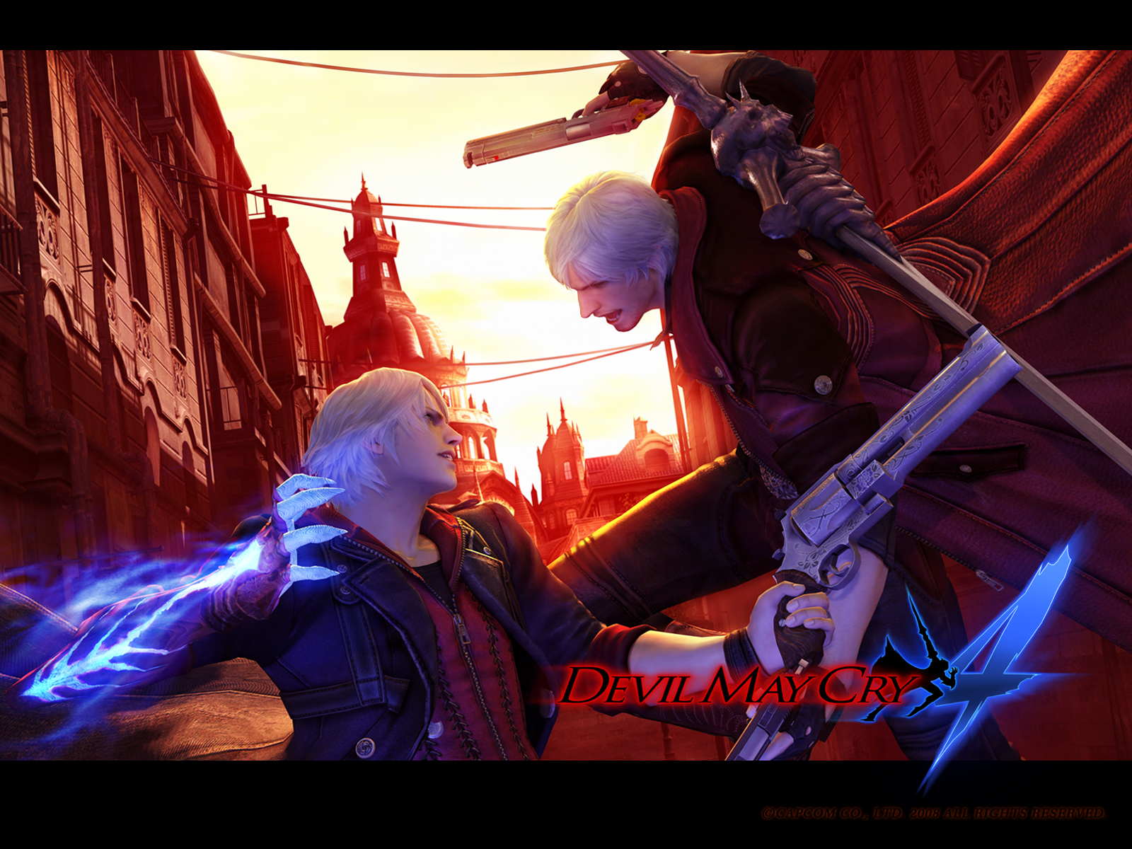 Devil May Cry Fanarts Dmc4wp3full