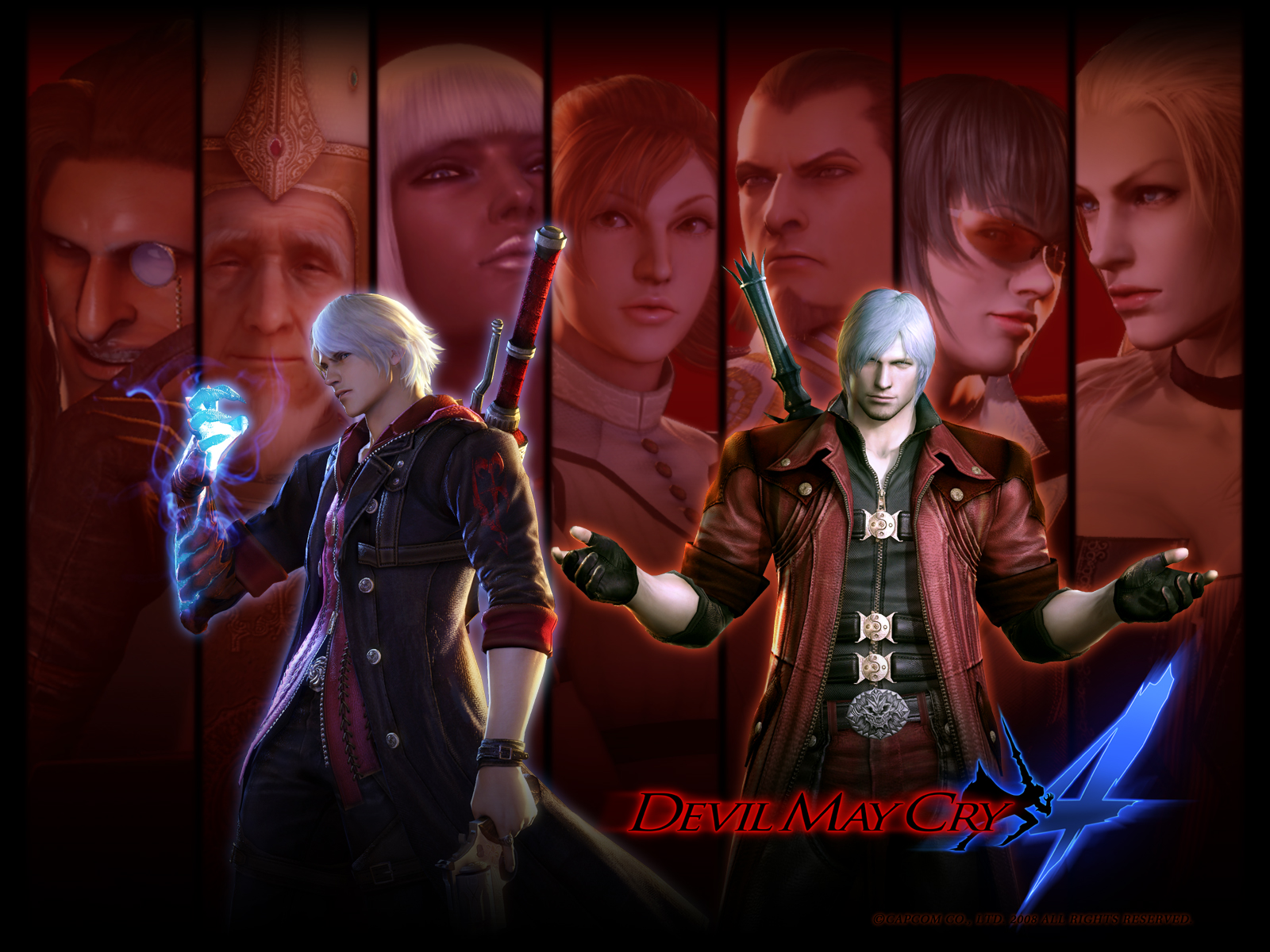 Devil May Cry Fanarts Dmc4wp5full