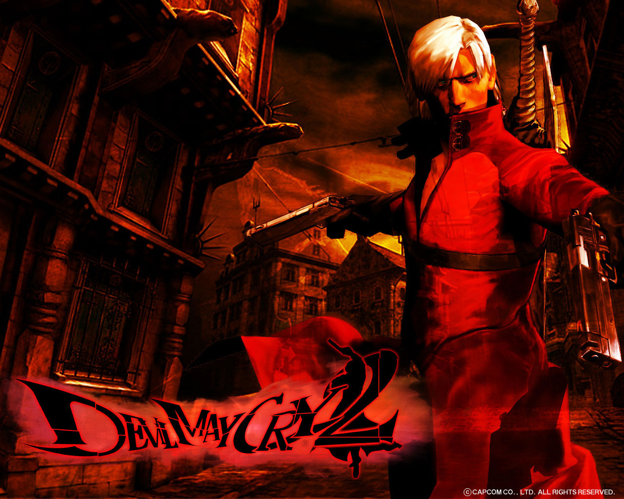 Devil May Cry Fanarts DMC2-3